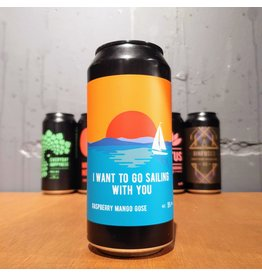 Reketye Brewing Co Reketye - I want to go sailing with you