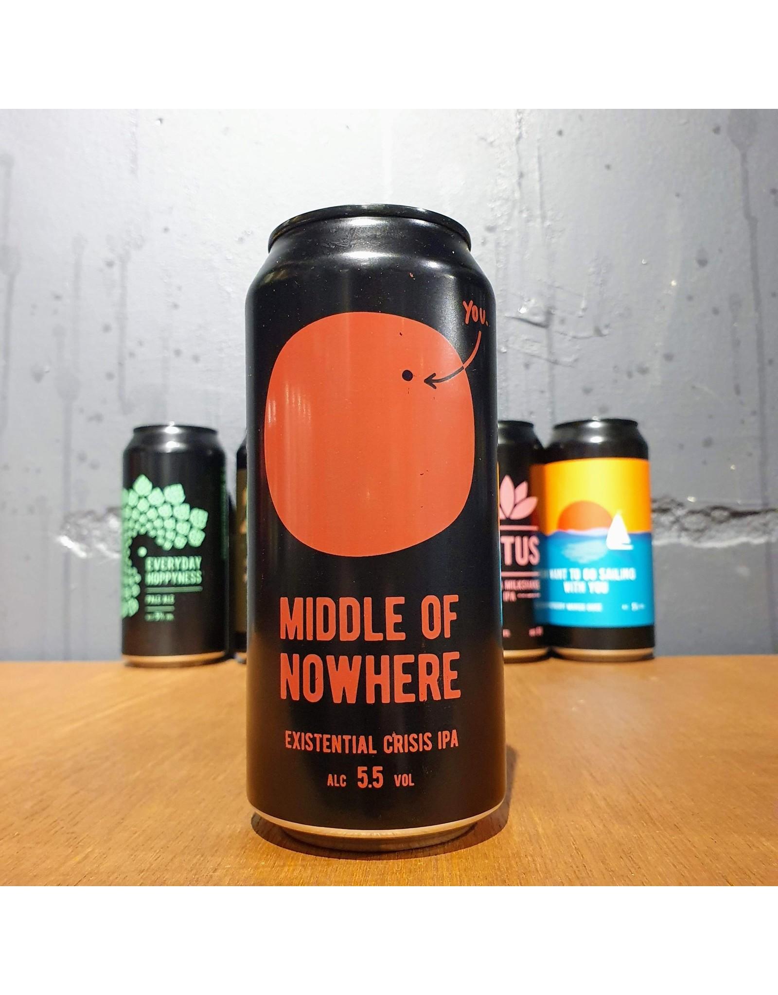 Reketye Brewing Co Reketye - Middle of nowhere