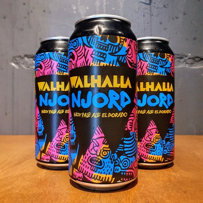 Walhalla Walhalla: Njord