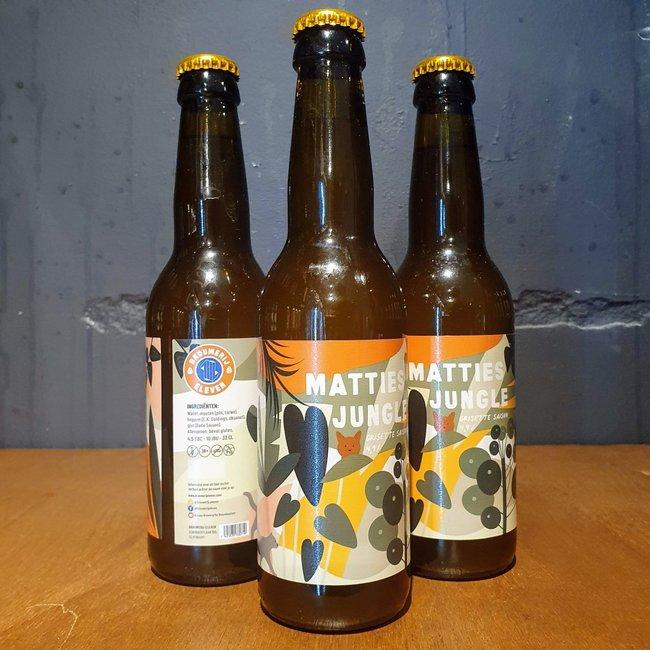 Eleven Brewery Eleven: Matties Jungle