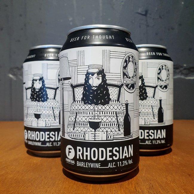 Frontaal: Rhodesian