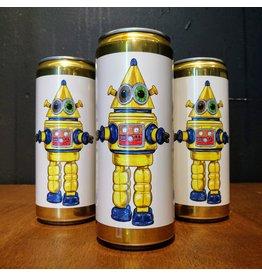 Brewski Yellow Robot