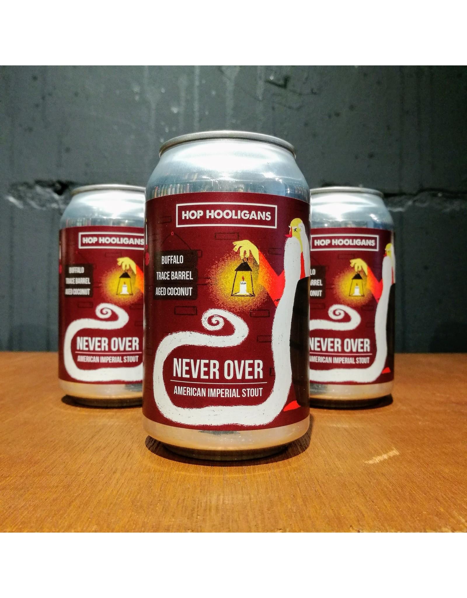 hop hooligans Hop Hooligans - Never over Buffalo trace Coconut