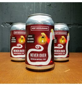 hop hooligans Hop Hooligans - Never over Buffalo trace Coconut