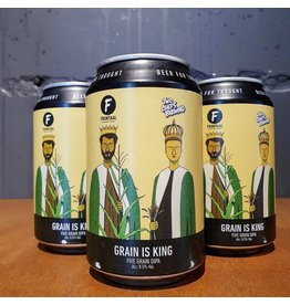 Frontaal X Two Chefs Brewing: Grain Is King