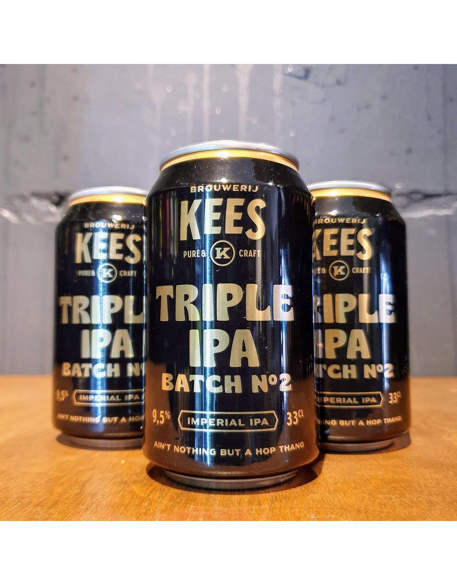 Kees Kees: Triple IPA Batch 2#