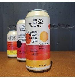 The Garden Brewery The garden brewery - Imperial Florida Weisse 1