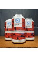 Untitled Art Untitled Art x Mikerphone Brewing: TripleBerry Hazelnut Stout