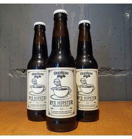 Odd Side Ales: Rye Hipster Brunch Stout