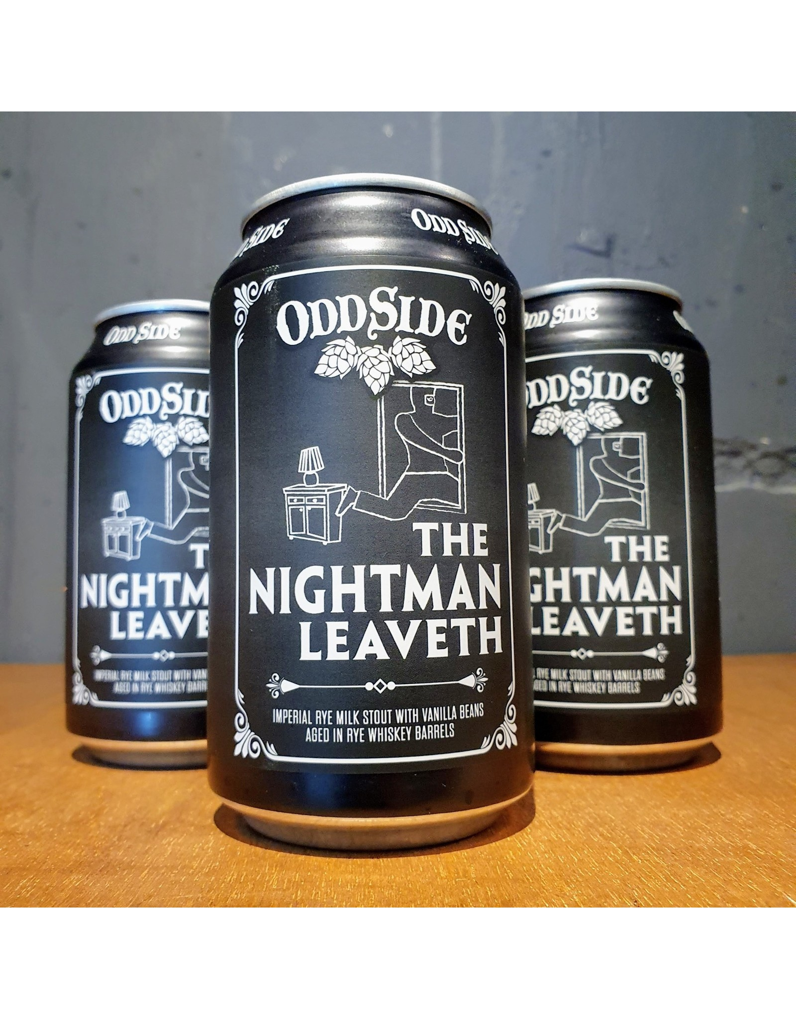 Odd Side Ales: The Nightman Leaveth