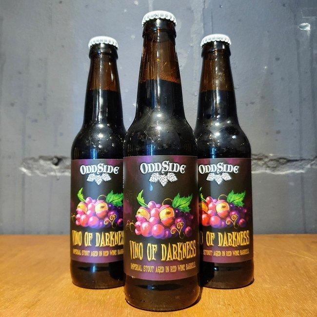 Odd Side Ales: Vino of Darkness