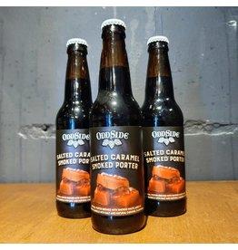 Odd Side Ales: Salted Caramel Smoked Porter