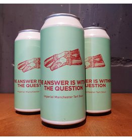Pomona Island Pomona Island x Cloudwater - The Answer Is Within The Question