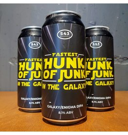 S43 S43: Fastest Hunk Of Junk In The Galaxy
