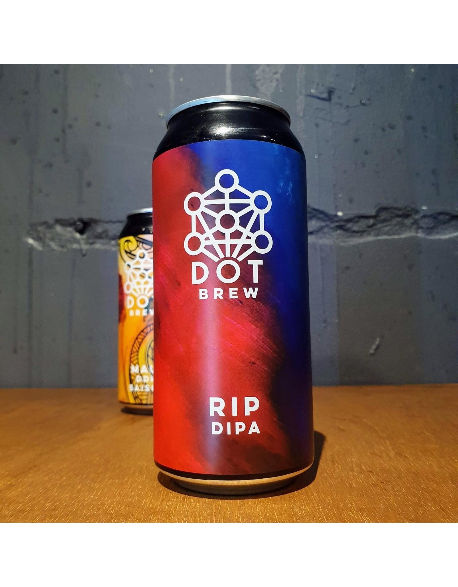 Dot Brew: RIP DDH DIPA