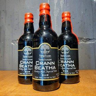 Brehon Brehon: Crann Beatha Whiskey Aged Imperial Stout 1