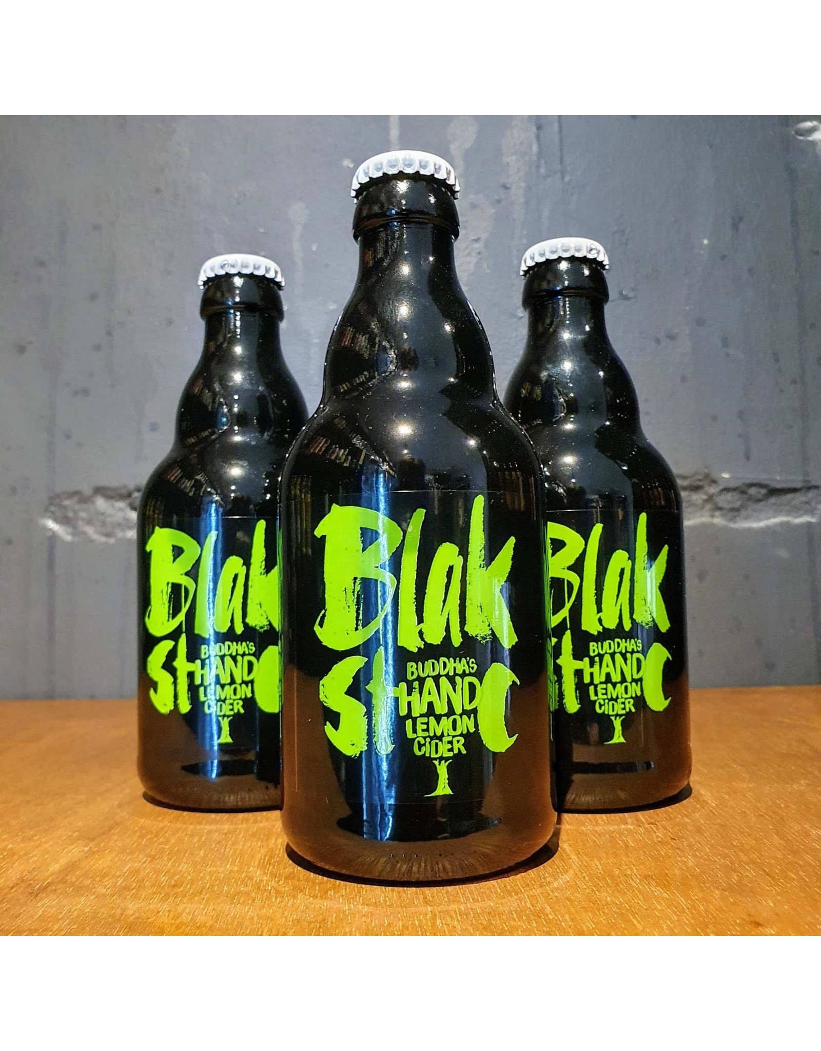 Blakstoc: Buddha's Hand Lemon Cider