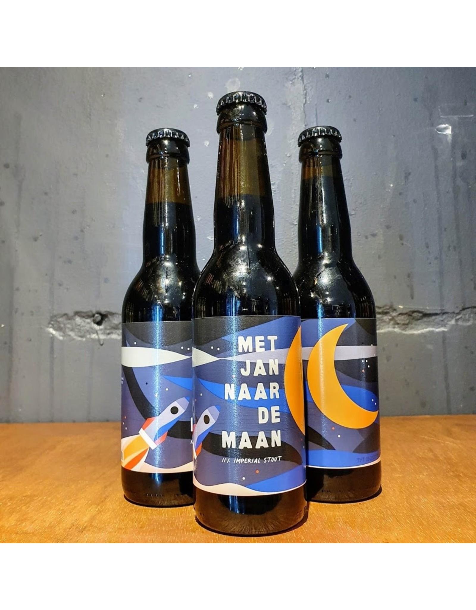 Eleven Brewery Eleven Brewery: Met Jan naar de Maan