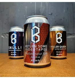 BÖL Brewing BÖL Brewing: Return Some Videotapes