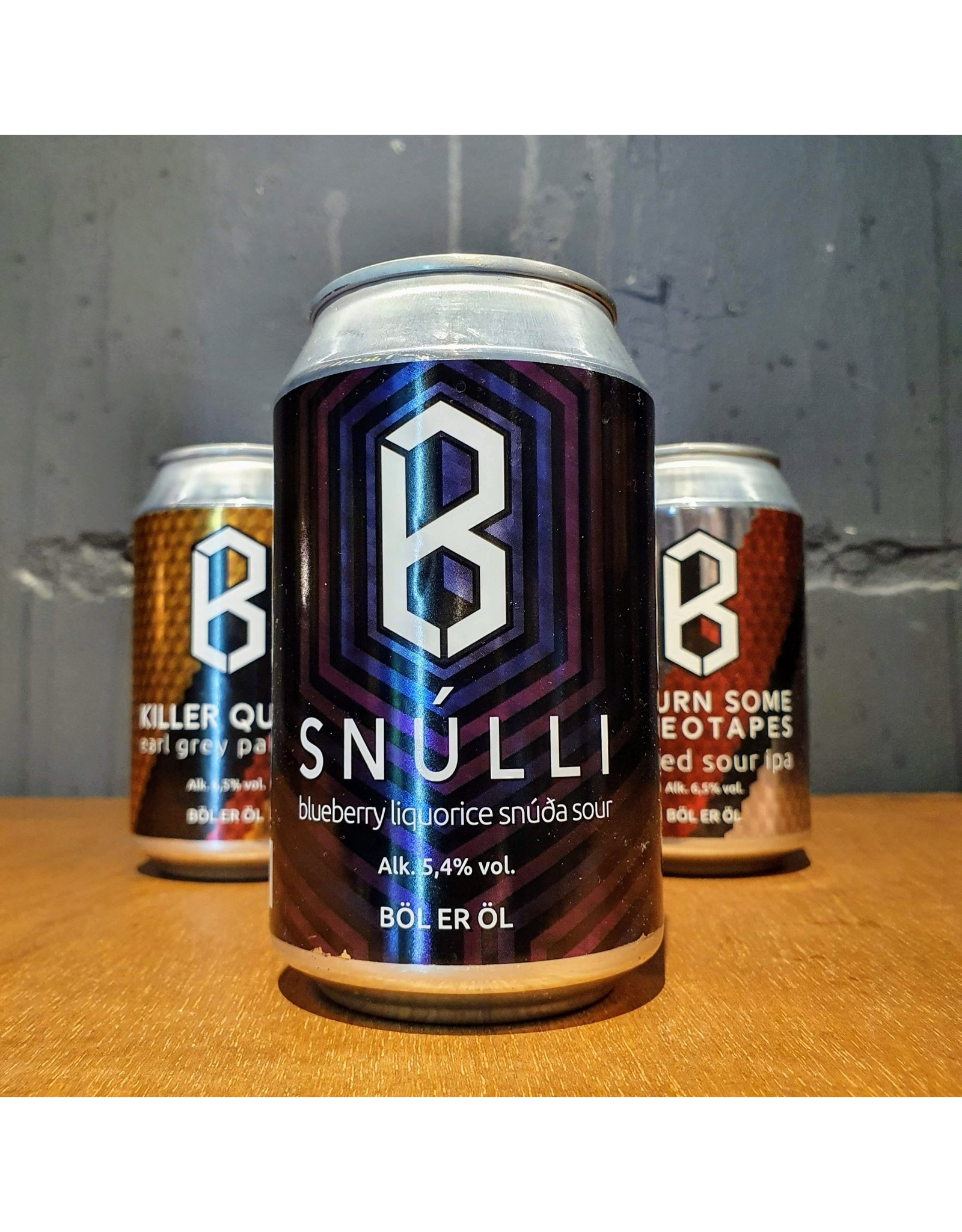BÖL Brewing BÖL Brewing: Snúlli