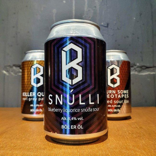 BÖL Brewing: Snúlli