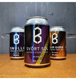 BÖL Brewing BÖL Brewing: Svört sól