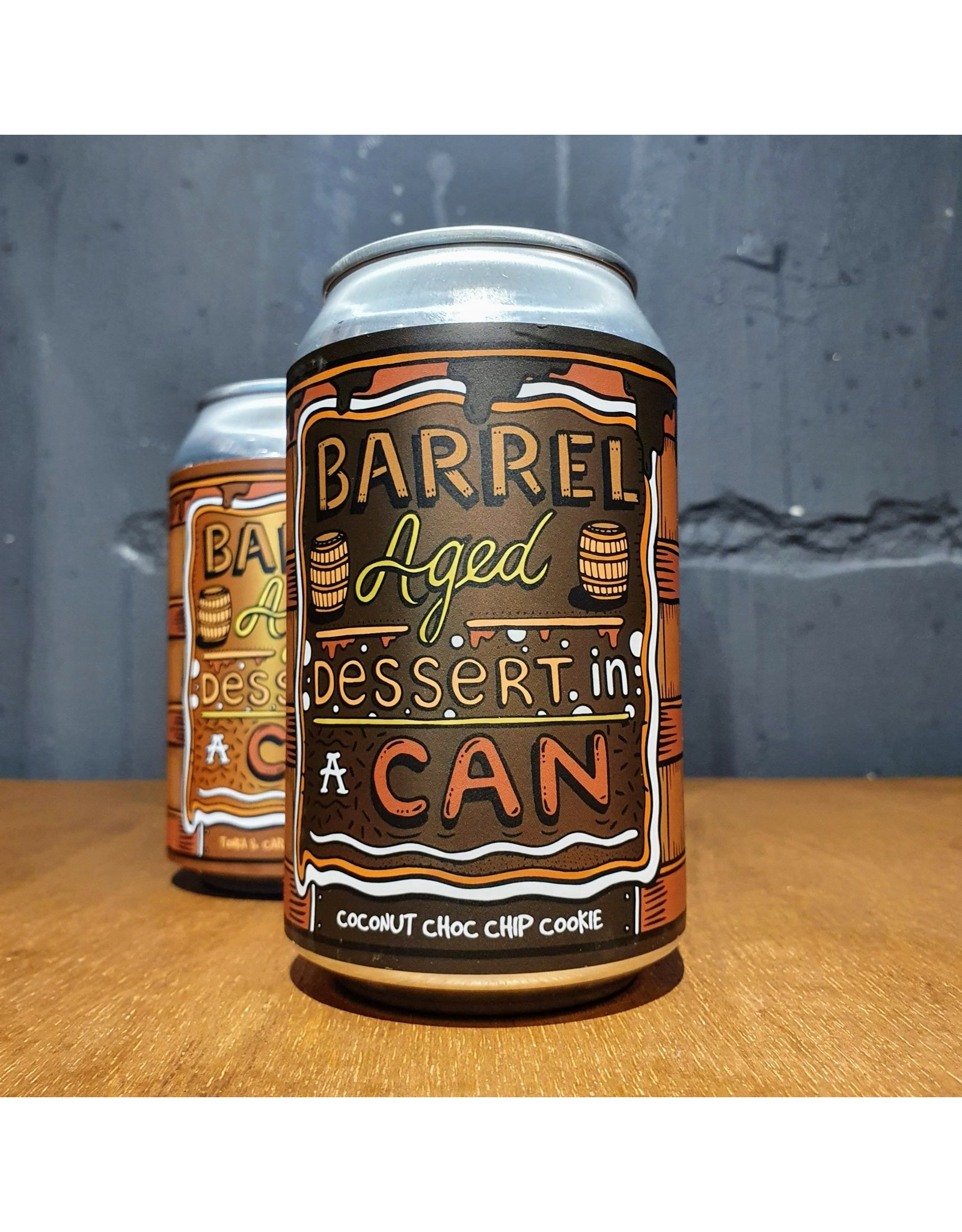 Amundsen Amundsen: Barrel Aged Dessert In A Can - Coconut Choc Chip Cookie