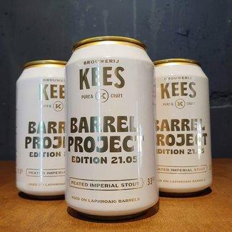 Kees Kees – Barrel Project 21.05