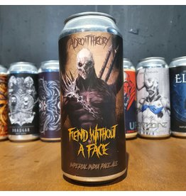 Adroit Theory Adroit Theory: Fiend Without a Face