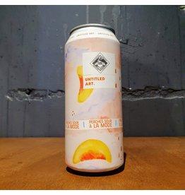 Untitled Art Untitled Art & Corporate Ladder BC: Peaches Sour a La Mode