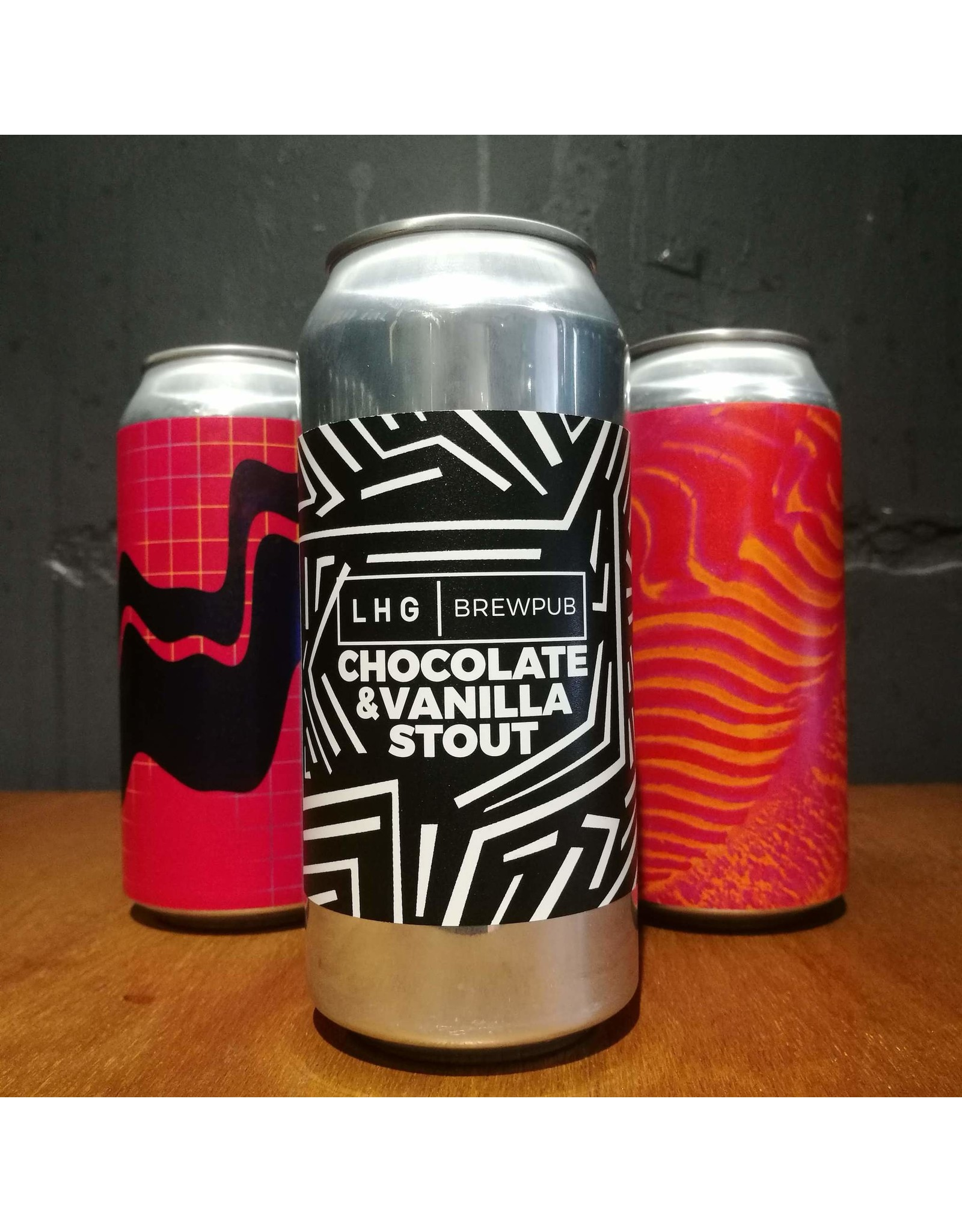 Left Handed Giant - LHG Brewpub Chocolate Vanilla Stout