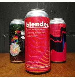 Left Handed Giant - Blender III