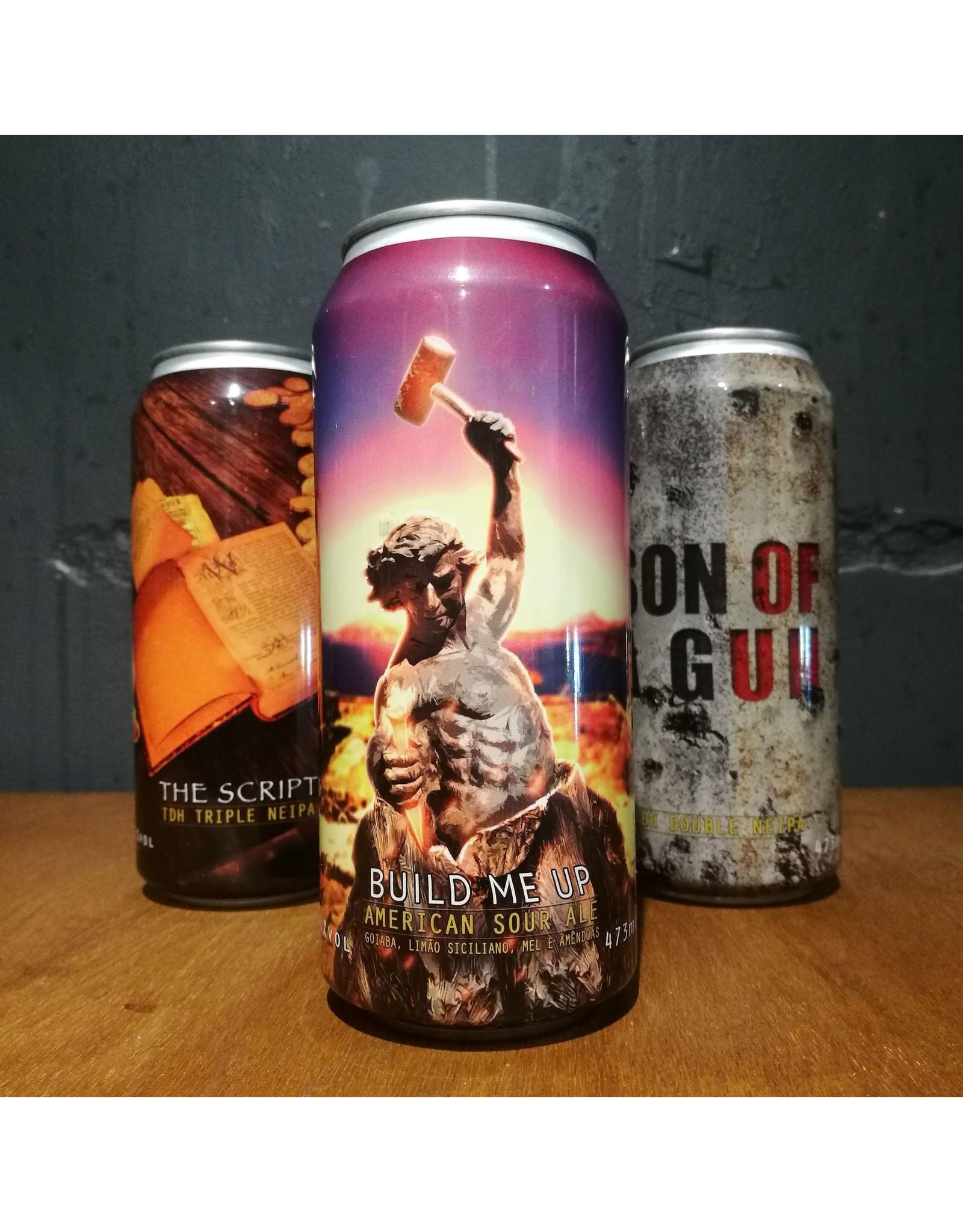 Spartacus Brewing - Build Me Up