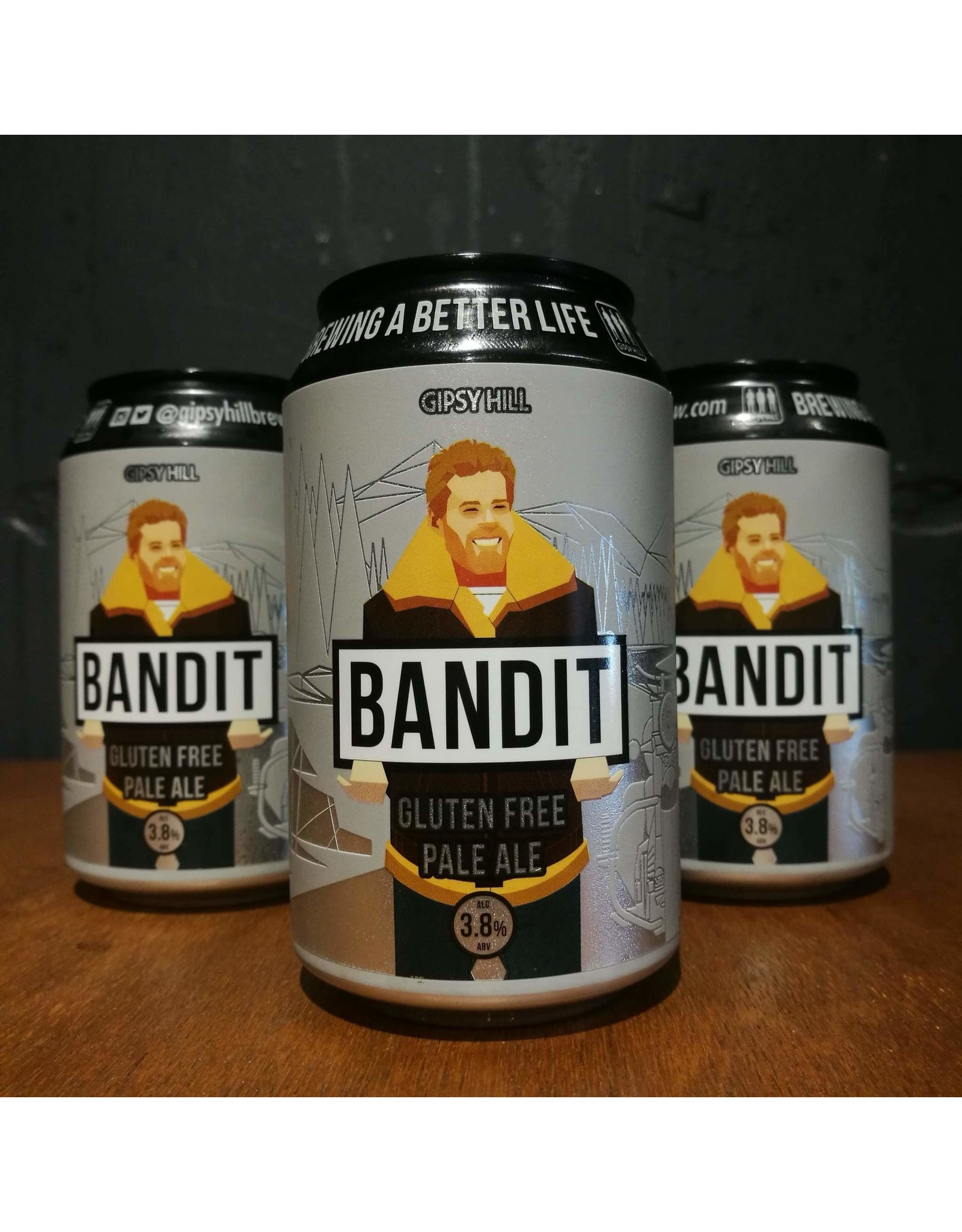 The Gipsy Hill Brewing Co. - Bandit