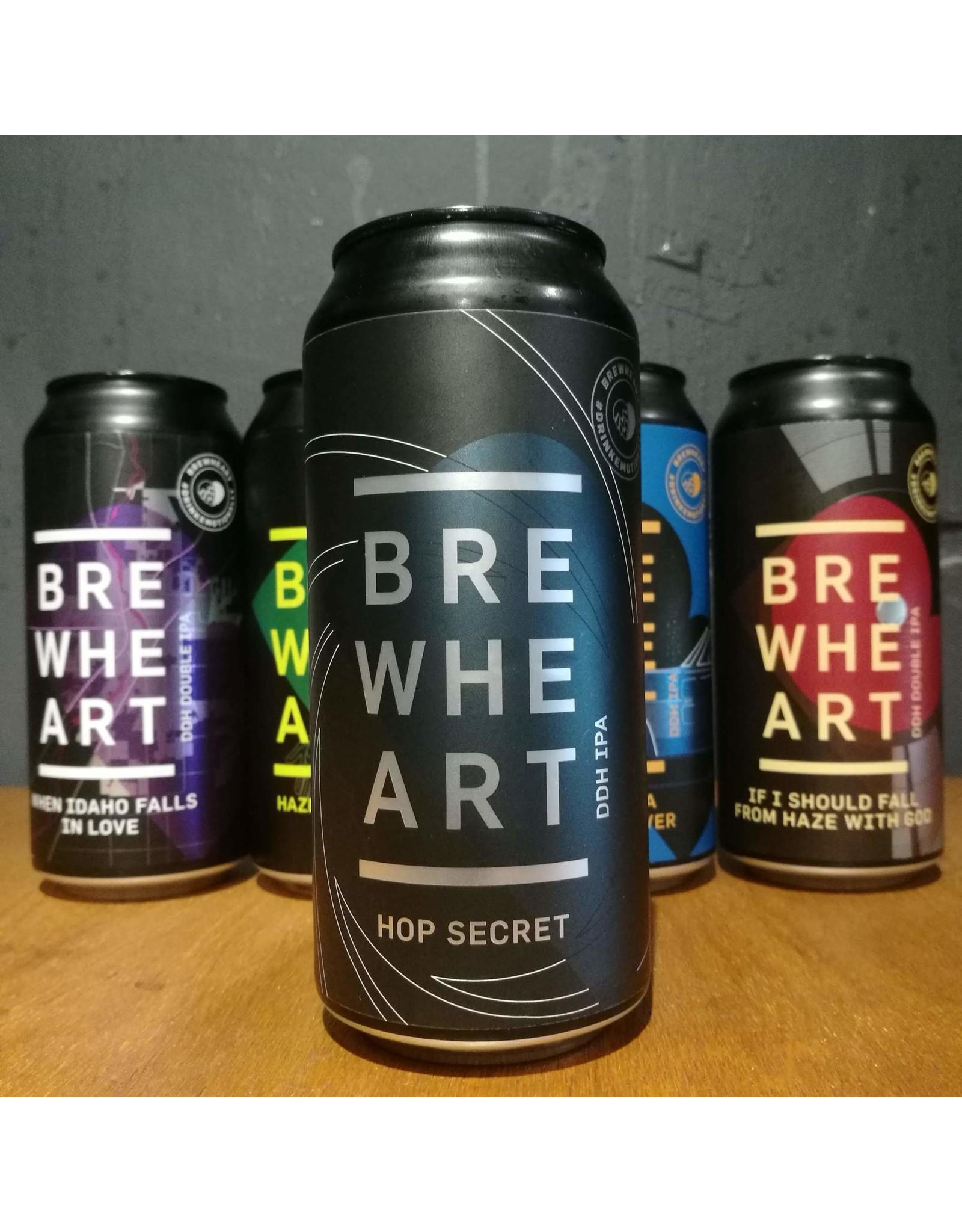 Brewheart Brewheart - Hop Secret