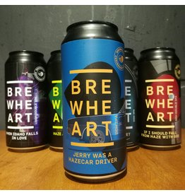 Brewheart Brewheart - Jerry Was A Hazecar Driver