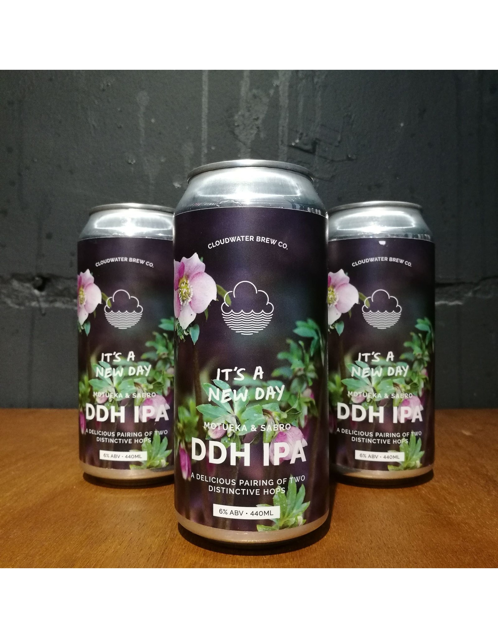 cloudwater Cloudwater Brew Co. - It's A New Day