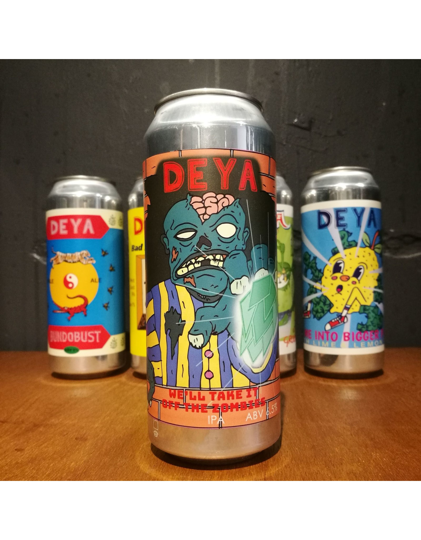 DEYA Brewing DEYA Brewing - We'll Take It Off The Zombies