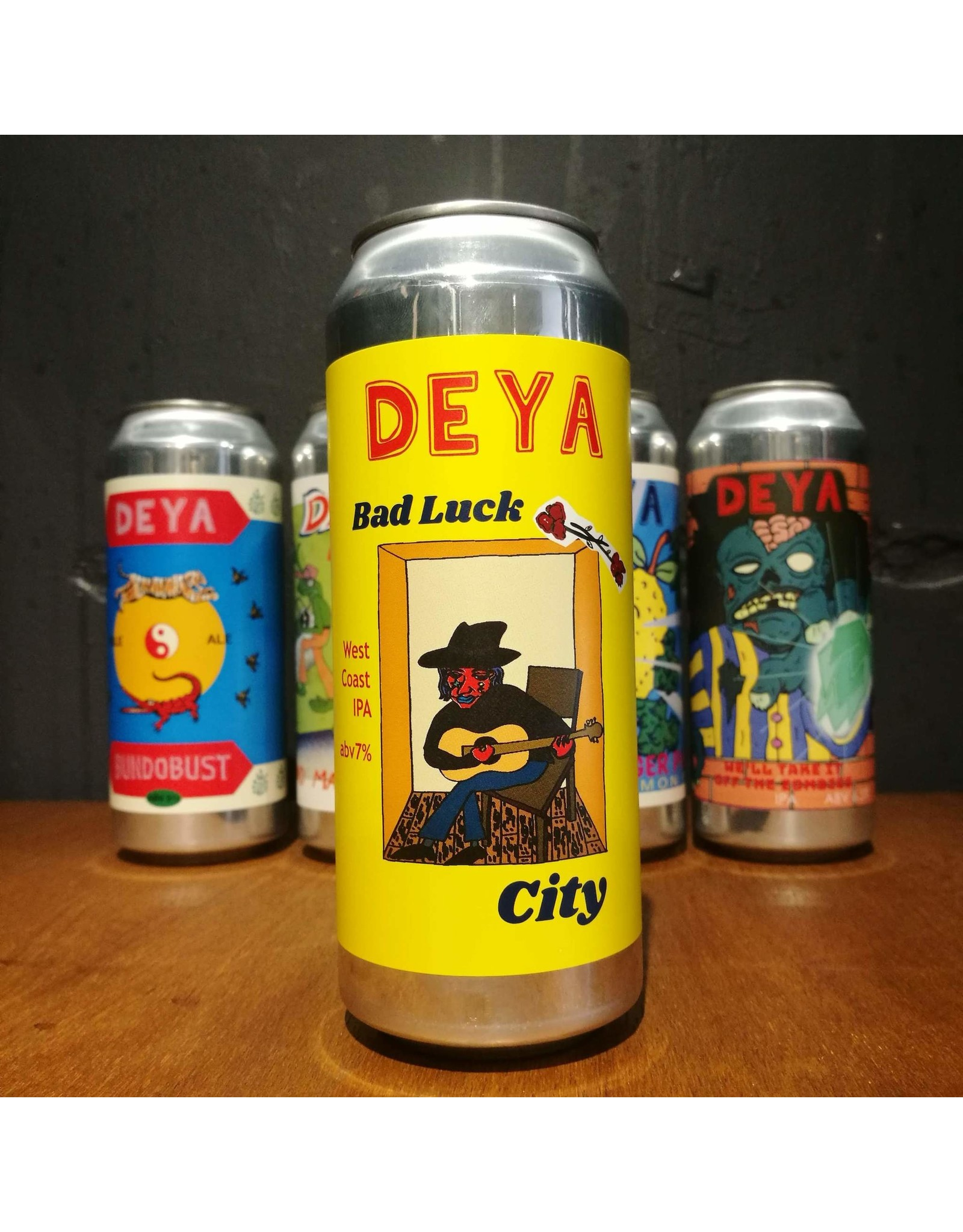 DEYA Brewing DEYA Brewing - Bad Luck City