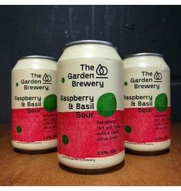 The Garden Brewery The Garden brewery: Raspberry & basil sour
