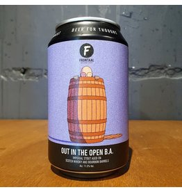 Frontaal: Out in the Open