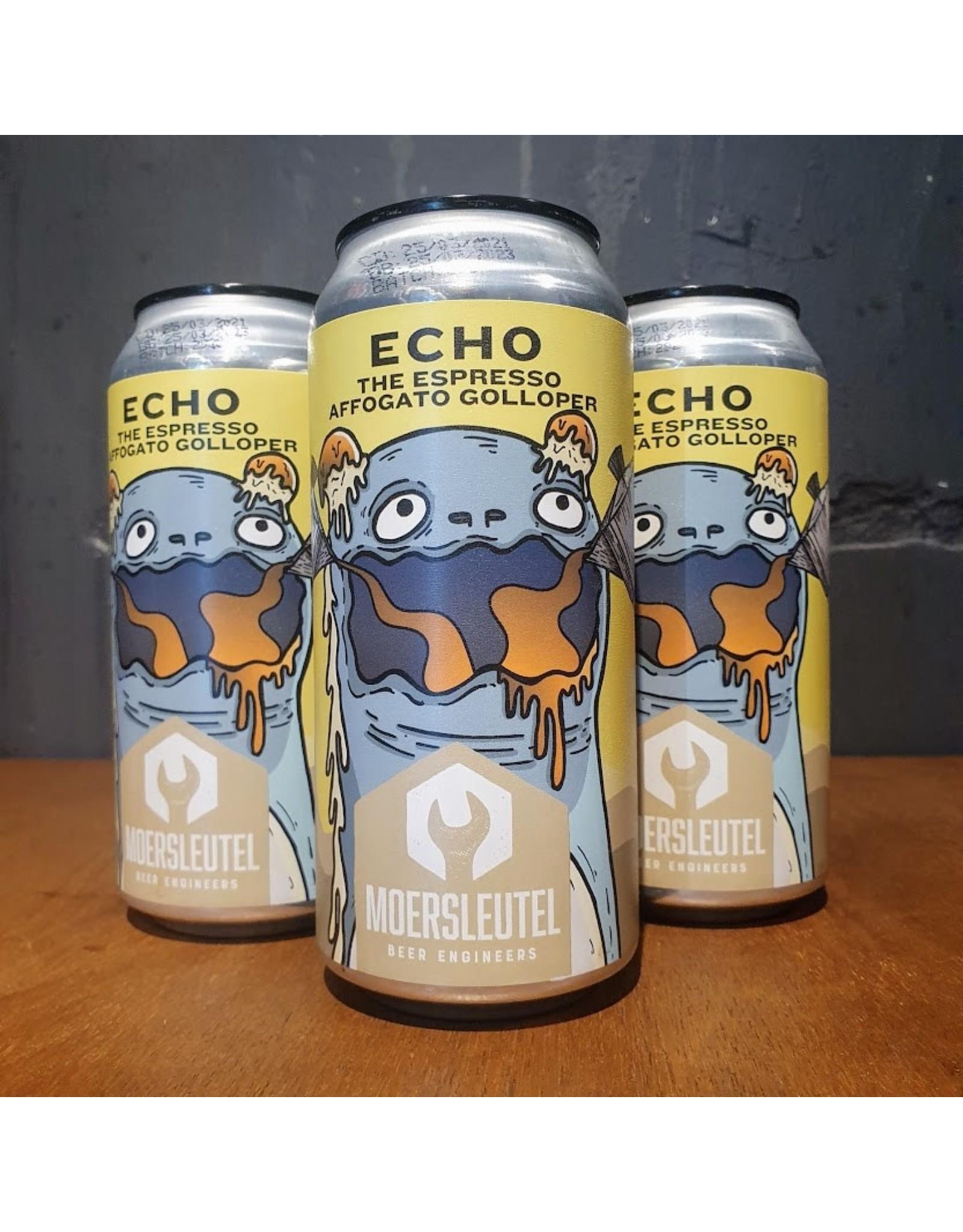 moersleutel Moersleutel: Echo The Espresso Affogato Golloper
