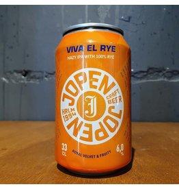 Jopen Jopen: Viva el Rye 3.0