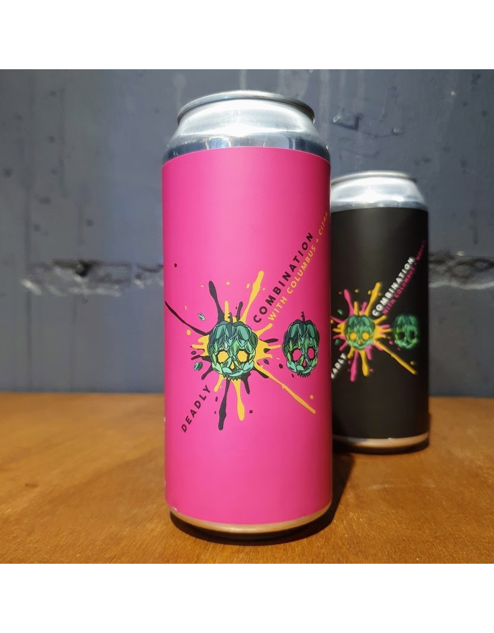barrier Barrier: Deadly Combination Columbus & Citra