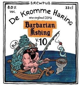 Kromme Haring Kromme Haring: Barbarian Fishing V10 (CROWLER)