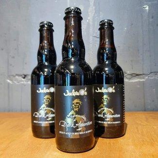 Jackie O's Brewery Jackie O's Brewery: Bourbon Barrel Dark Apparition
