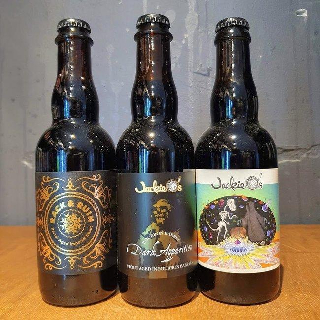 Jackie O's Brewery: Pleasure Pack