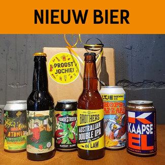Nieuwe LOKALE bieren PAKKET (6BIER)