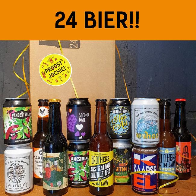 24x Utrechtse bieren