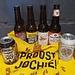 Tasje Utrechts bier 'PROOST JOCHIE' (6BIER)